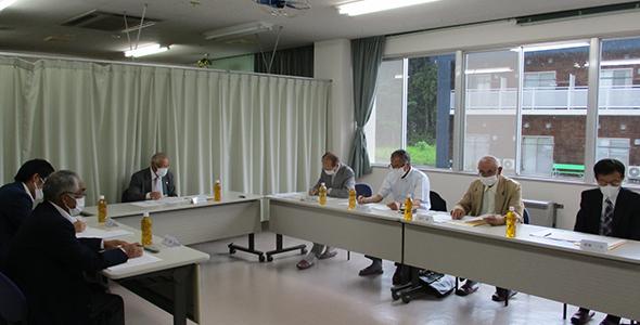 令和3年度第1回理事会が開催されました